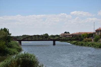 BUENA NOTICIA | El Tajo triplica su caudal en Talavera y Toledo