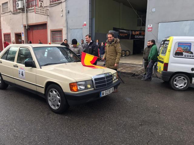 Talavera celebra el Rally 'XI Ruta de Invierno – Memorial Luis Rubio'