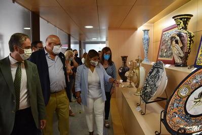 Talavera y La Rambla, unidas por su elemento de identidad: la cerámica