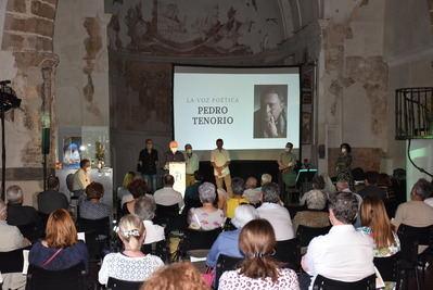 Así fue el emotivo recuerdo en honor al profesor Pedro Tenorio