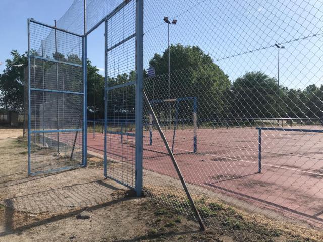 TALAVERA | Adecentamiento de las instalaciones deportivas