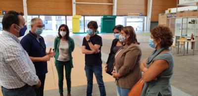 CORONAVIRUS | Estudian que Talavera Ferial se use para hacer test PCR