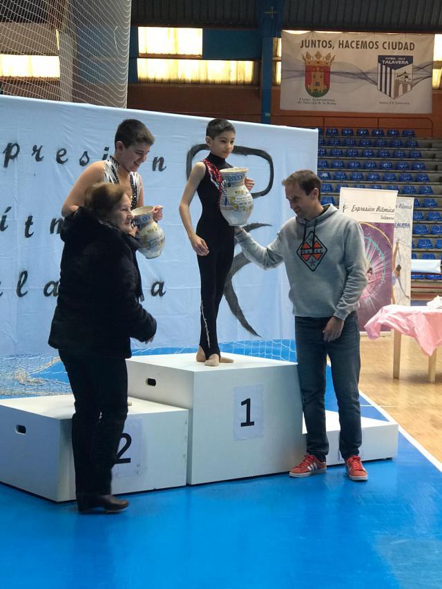 XVI Trofeo 'Ciudad de la Cerámica' de Gimnasia Rítmica
