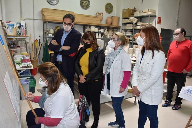 TALAVERA   El Gobierno local destinará 40.000 euros a la promoción de la cerámica