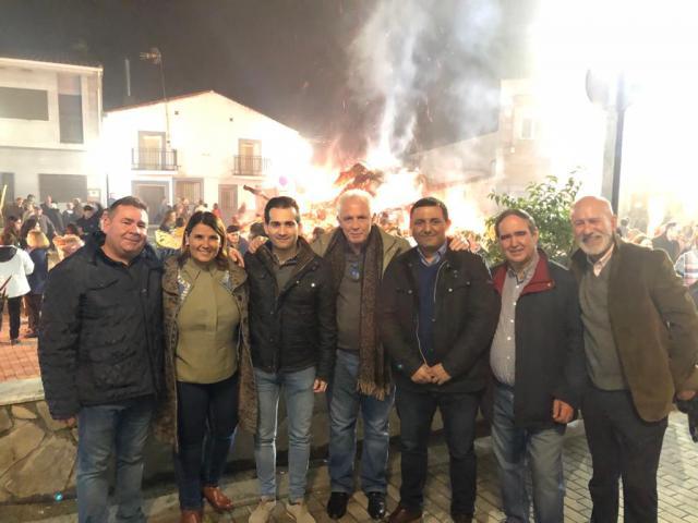 Montesclaros festeja a Santa Águeda