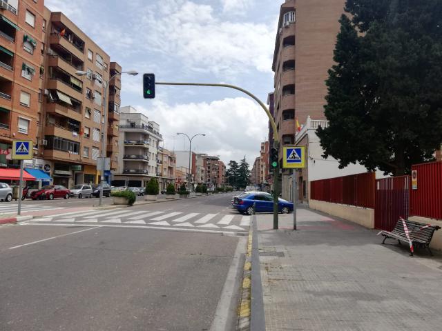 Semáforos de Talavera