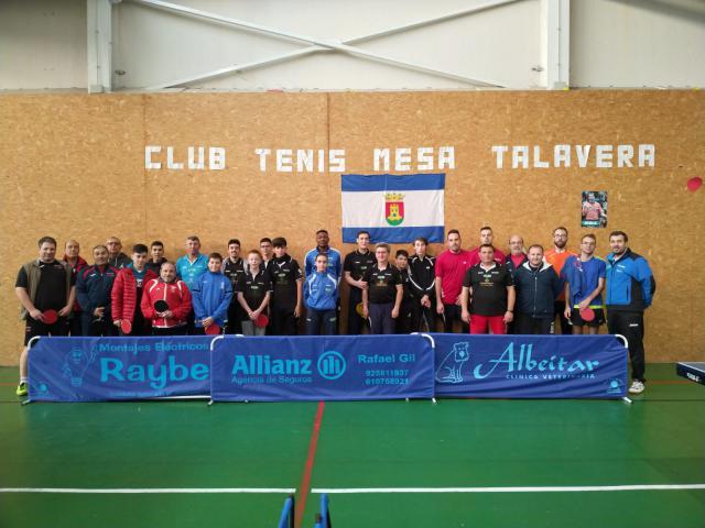 Torneo de Tenis de Mesa Ciudad de la Cerámica 'Memorial Mauricio Benz'