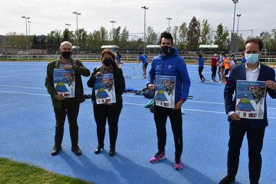 ATLETISMO | Talavera reestrena la homologación de la pista municipal