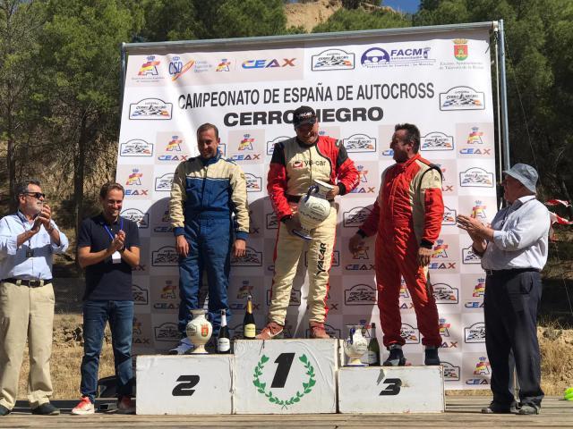 Tres mil espectadores en el Nacional de Autocross de Talavera