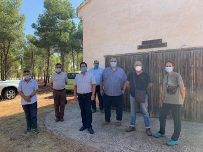 PROVINCIA | Villarrubia visita Villafranca de los Caballeros