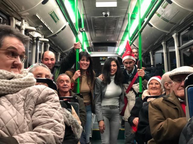 'Luz para nuestros mayores' en la Navidad talaverana
