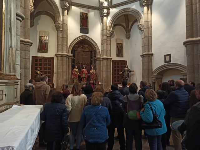 200 participantes en las visitas guiadas a Talavera