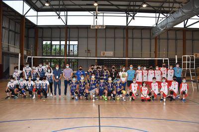 Cerca de 60 jugadores se han dado cita en el Campeonato Regional Infantil