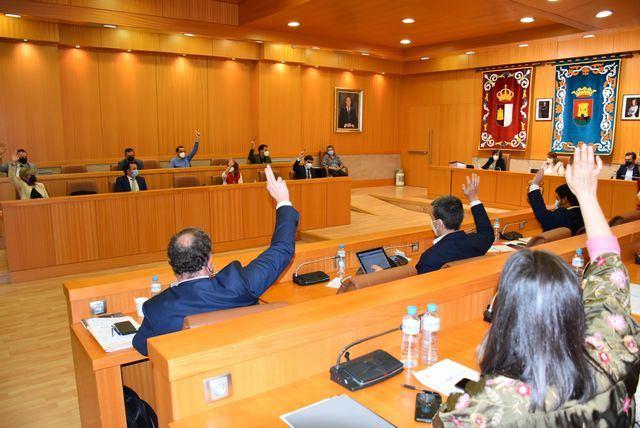 TALAVERA | Vox vuelve a votar en contra de tumbar el trasvase del Tajo
