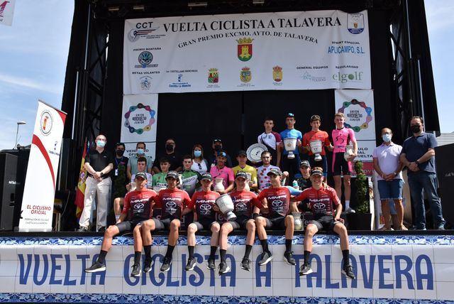 'La Vuelta a Talavera Junior', un éxito más allá de lo deportivo