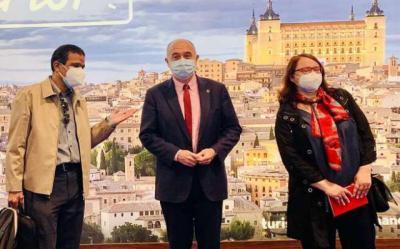 La ciudad de Toledo despliega su potencial turístico