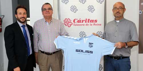 El SOLISS FS Talavera celebra este martes su IV Trofeo 'Virgen del Prado'