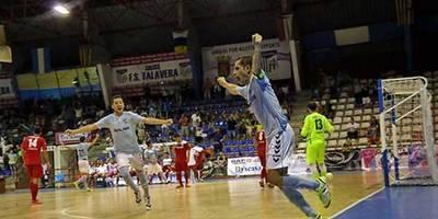 Copa el Rey: El FS Talavera se medirá, de nuevo, con el FSD Puertollano