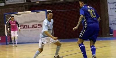 El SOLISS FS Talavera cede en los penaltis ante el filial del Movistar INTER
