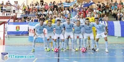 La Copa Cervantes para el Manzanares que se impuso al SOLISS FS Talavera (3-4) en el Pabellón de Bargas