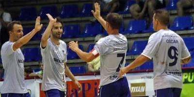 El FS Talavera da primero en las semifinales de la Copa Cervantes (3-1)