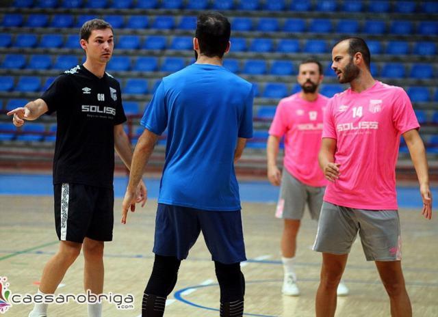 El FS Soliss Talavera vence al Benavente