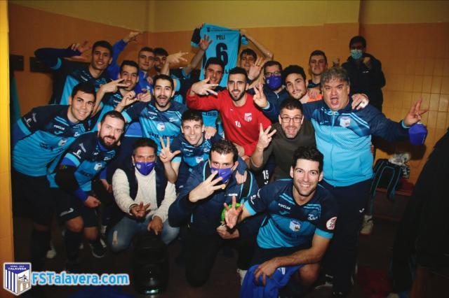 FUTSAL | El Talavera vuelve a la vida tras ganar 'La Batalla del 1º de Mayo' al Atlético Benavente
