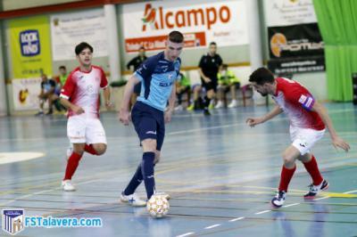 FUTSAL | El Soliss FS Talavera viaja a Ceuta en busca de su primera victoria
