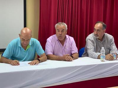 """Celebrada la tradicional reunión de clubes de CLM de 2ª """"B"""" y 3ª División"""