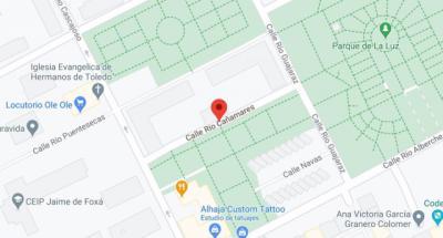 FUEGO | Desalojados 13 vecinos tras el incendio de una vivienda en Toledo
