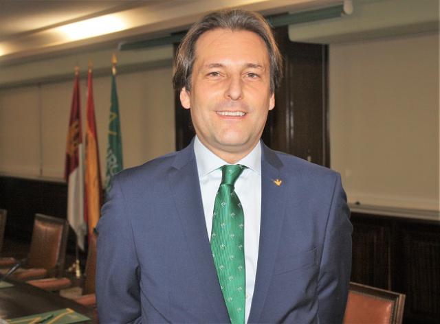 El Patronato de la Fundación Eurocaja Rural nombra a Óscar Lorenzana como nuevo gerente
