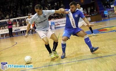 Primera derrota del curso del Soliss FS Talavera