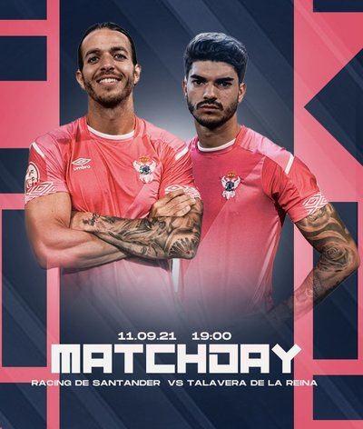 El CF Talavera ya está preparado para el partido de esta tarde