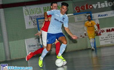 Un FS Talavera falto de gol cae por la mínima en la Copa Cervantes