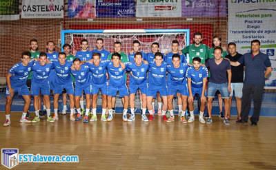 Pistoletazo de salida a la temporada 16/17 del Soliss FS Talavera