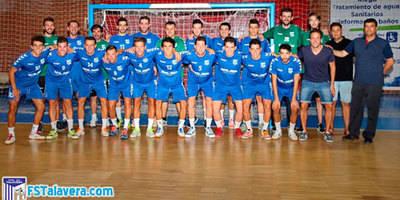 El Soliss FS Talavera buscará la remontada esta noche ante el Bargas