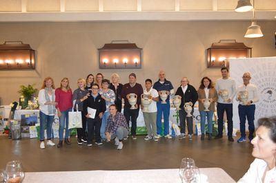 Celebrado en Palomarejos el XIV Torneo de golf benefico a favor de la AECC