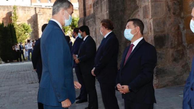 ESPAÑA | Page se pronuncia sobre Juan Carlos I y el papel de Felipe VI