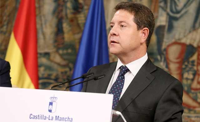 García-Page no asiste a la investidura de Pedro Sánchez