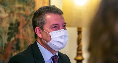 REGIÓN | Page se ausenta del acto de la reina Sofía a la espera de una PCR de un colaborador directo