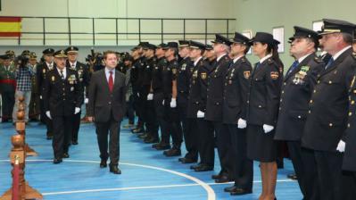 Page reconoce a los Cuerpos y Fuerzas de Seguridad del Estado como garantes de la libertad y la seguridad del país