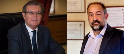 Miguel Ángel Collado y Julián Garde | Europa Press