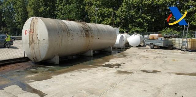 ÚLTIMA HORA | Distribuían gasóleo modificado en ocho comunidades, entre ellas CLM