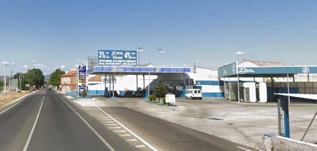 Atracan una gasolinera a punta de pistola en Talavera