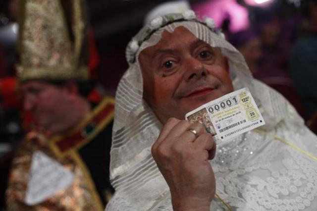 Cada español gasta 68,48 euros de media en lotería para el Sorteo de Navidad este 2019, casi un euro más