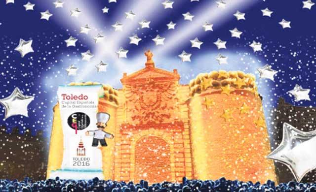 Toledo acoge este viernes el espectáculo 'Gastrofuegos'