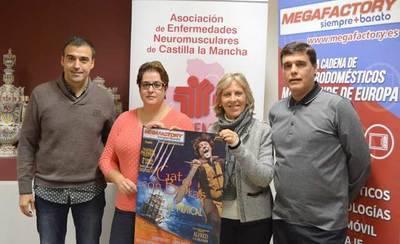 'El Gato con Botas' llega a Talavera de la mano de Megafactory