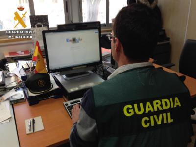 Imputado por 69 estafas a través de Internet, algunas en CLM, un hombre que cumple condena en la cárcel