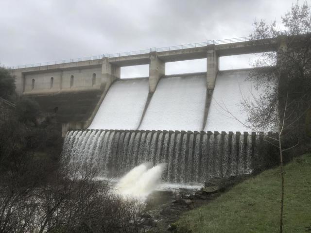PLAN DE EMERGENCIA | Finalizan las obras de la presa del Gévalo con una inversión de casi medio millón de euros