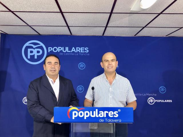 TOLEDO | El mensaje de Gil y Pérez a Page sobre los presupuestos